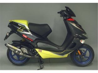 Vendo scooter aprilia sr 50