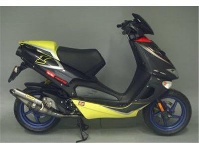 Vendo scooter aprilia sr 50