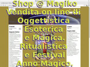Il Magico Mondo di Shop @ Magiko!