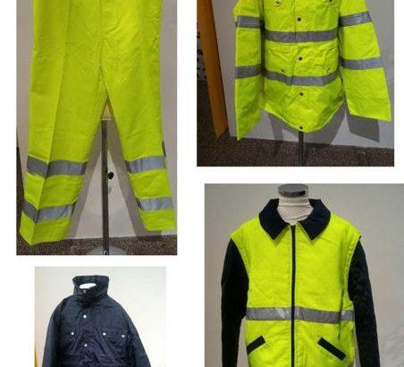 Stock abbigliamento da lavoro e altavisibilità 6800pz