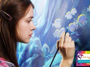 pittore arte, artigiano creativo, lavori artigianali creativi