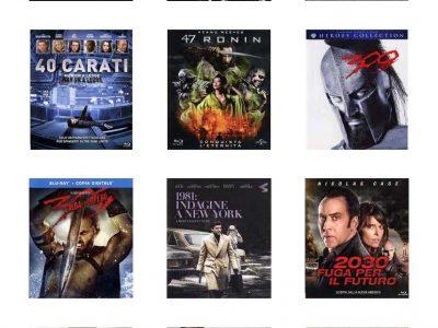 VENDESI 264 FILM BLU-RAY