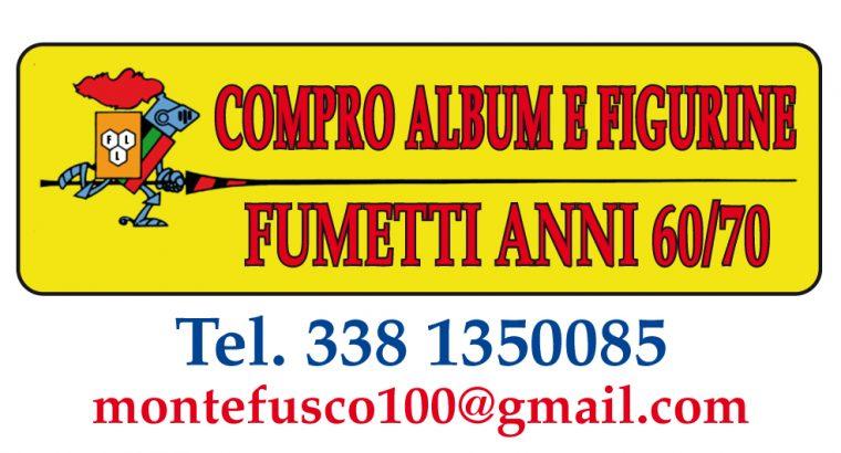 COMPRO ALBUM FIGURINE