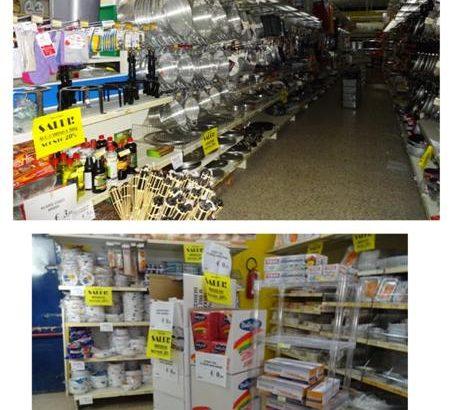 Vendita fallimentare supermercato 1000mq