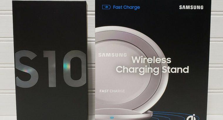 Samsung Galaxy S10 128GB + Wireless Charging