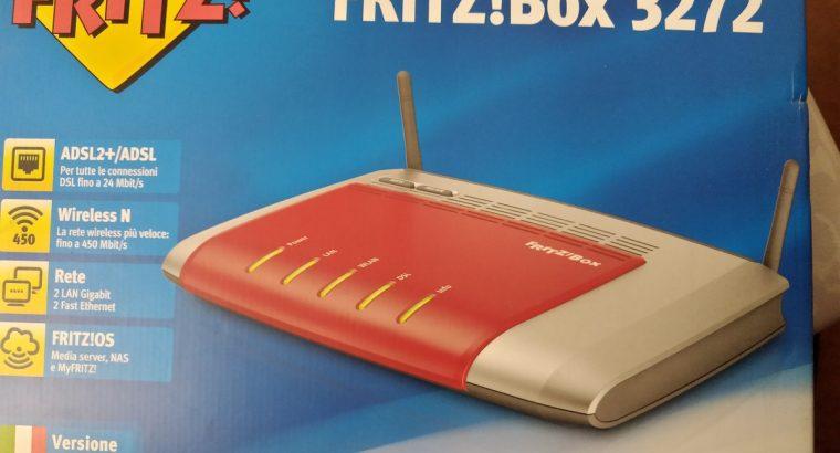 Router Modem ADSL 2+ AVN FRITZ! Box 3272 .