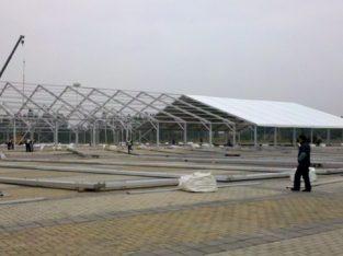 Tendostruttura Nuova Imballata 40x60m