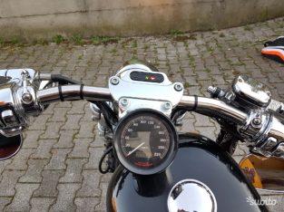 Moto Harley Davidson Sportster XL1200