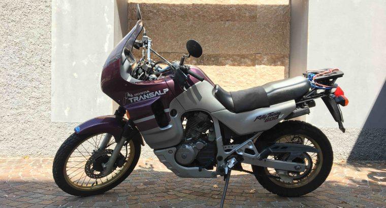 Honda TRANSALP 600V bellissima