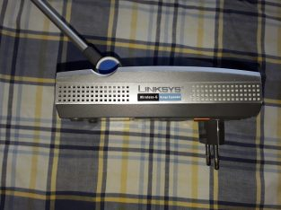 Range extender linksys (amplificatore segnale wifi)