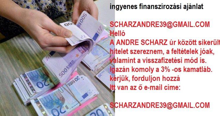 offre de financement gratuite