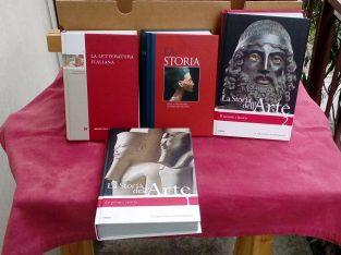 La Storia dell'Arte 1 e 2 + Altri 2 Libri