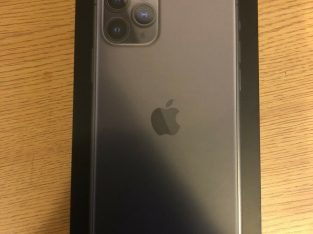 Unlocked Apple iPhone 11 Pro Max 6.5″ A2218 (GSM), 512GB