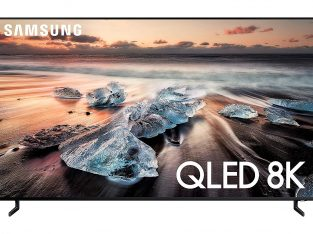 Samsung QN65Q900RBFXZA Flat 65″ QLED 8K Q900 TV