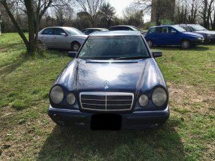 Mercedes Benz E 290