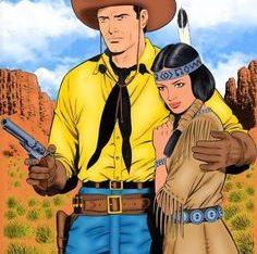 Fumetti Tex