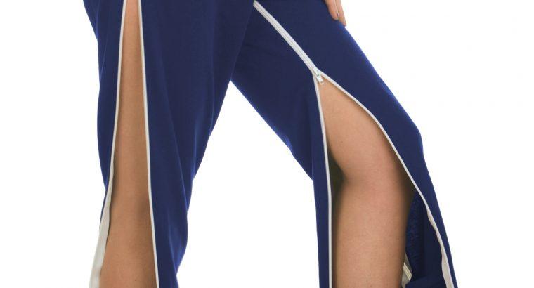 Pantaloni con aperture laterali per riabilitazione su Paramendicalshop