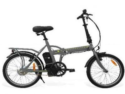 E_Bike Bicicletta pieghevole Smartway F2-L04S2-G