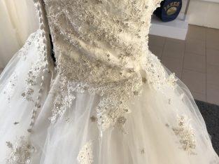 abito da sposa nuovo mai indossato collezione 2021