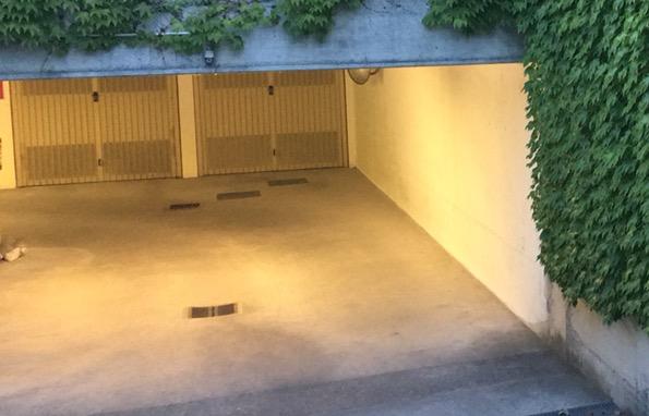Deposito garage